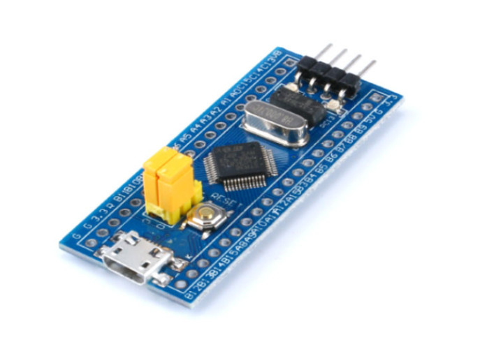 10pcs/lot STM32F103C8T6 ARM STM32 Minimum System Development Board Module Embedded MCU