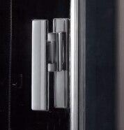 2016 steam shower enclosure handle glass door accessories bathroom shower doors single handle-1