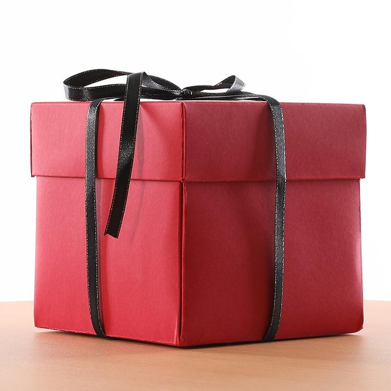 Box DIY Manual Album Surprise Birthday Gifts Creative Autograph Boyfriend Girlfriend Photo Polaroid Organizer