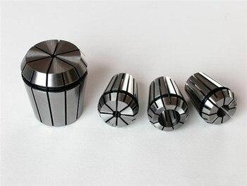 14PCS/set 1-7mm ER11 Spring Collet chuck Grade AAA 0.005mm 5u Precision for CNC milling drilling engraving spindle motor