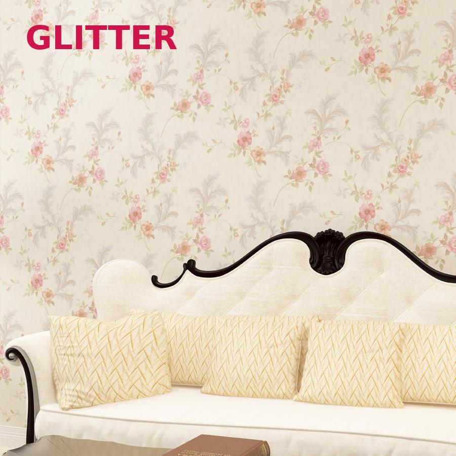 Italian Rural Style 3d Embossed Wallpaper Classic Living Room