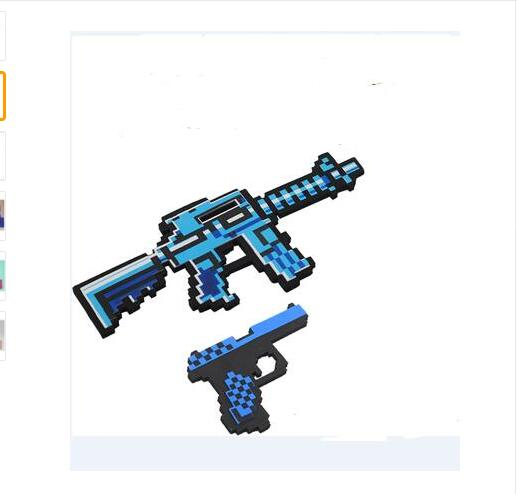 New Minecraft Toys Minecraft Foam Sword Pickax Gun EVA Toys Minecraft Foam Diamond Weapons Model Toys Brinquedos for Kids Gifts 26cm minecraft toys high quality minecraft enderman plush toys even cooly creeper jj dolls children brinquedos gifts hot sale
