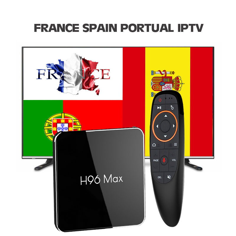 Abonnement Iptv Portugal Italia Franch Netherlands UK Germany Spain Russia Swedish  Europe Arabic Adult Subscription For H96maxAbonnement Iptv Portugal Italia Franch Netherlands UK Germany Spain Russia Swedish  Europe Arabic Adult Subscription For H96max