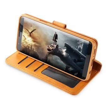 Flip Wallet Case For Samsung Galaxy A6 A7 A8 A9 J4 J6 2018 S6 S7 S8 S9 Edge S10 E Plus Note 9 A40 A30 A50 A70 A80 Leather Case 1