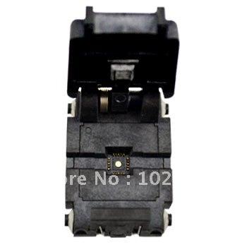 100% NEW  Plastronics 20QN50K14040 QFN20 IC Test Socket / Programmer Adapter / Burn-in Socket(20QN50K14040-C) 100% new sot23 sot23 6 sot23 6l ic test socket programmer adapter burn in socket