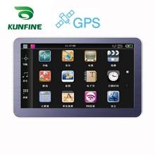 4.3 Inch WinCE 6.0 Car GPS Navigation Radio 8GB 256M Truck Vehicle GPS Navigators Lorry Rear View Camera Screen Free Map Upgrade