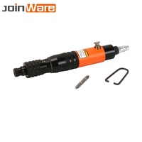 Air Screwdriver Pre setting Torque Control Pneumatic 1200RPM Reversable Industrial Professional Precision Tool 2 4mm Capacity
