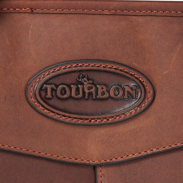 Tourbon – Nahkainen asepussi 135 cm aseelle