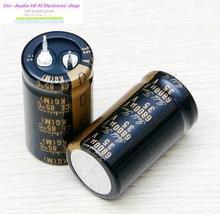 Bolsa supercondensateur 2 pièces Nichicon pour condensateurs électrolytiques Audio avancé Kg Tune 6800uf/35v 22*40mm P10mm livraison gratuite