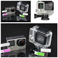 LCD Screen Protector for Go Pro Hero 4 Waterproof Housing Case Lens Protective Film For GoPro Hero 4 3+ Camera Accessories