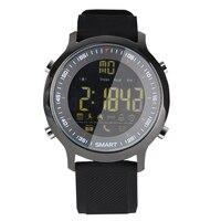 CASIMA Marca De Luxo Mens Relógios Desportivos À Prova D' Água 50 m Digital Eletrônica Relógio Inteligente Homens Moda Casual relógios de Pulso EX18