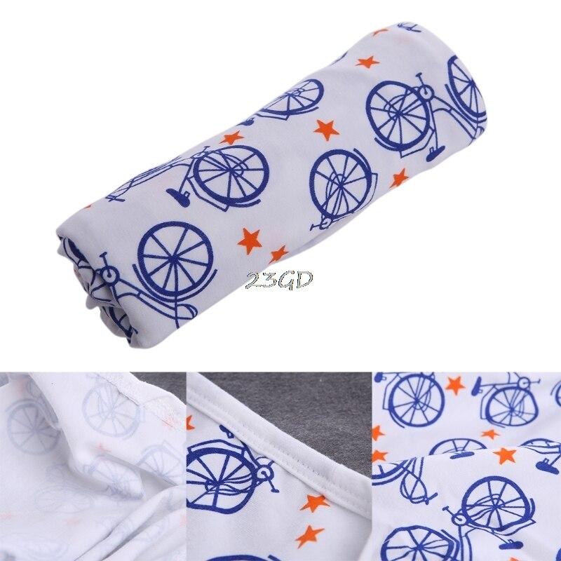 2017 Preety Soft  Newborn Infant Baby Muslin Swaddle Sleeping Blanket Wrap Bath Towel Cover   JUN8_40