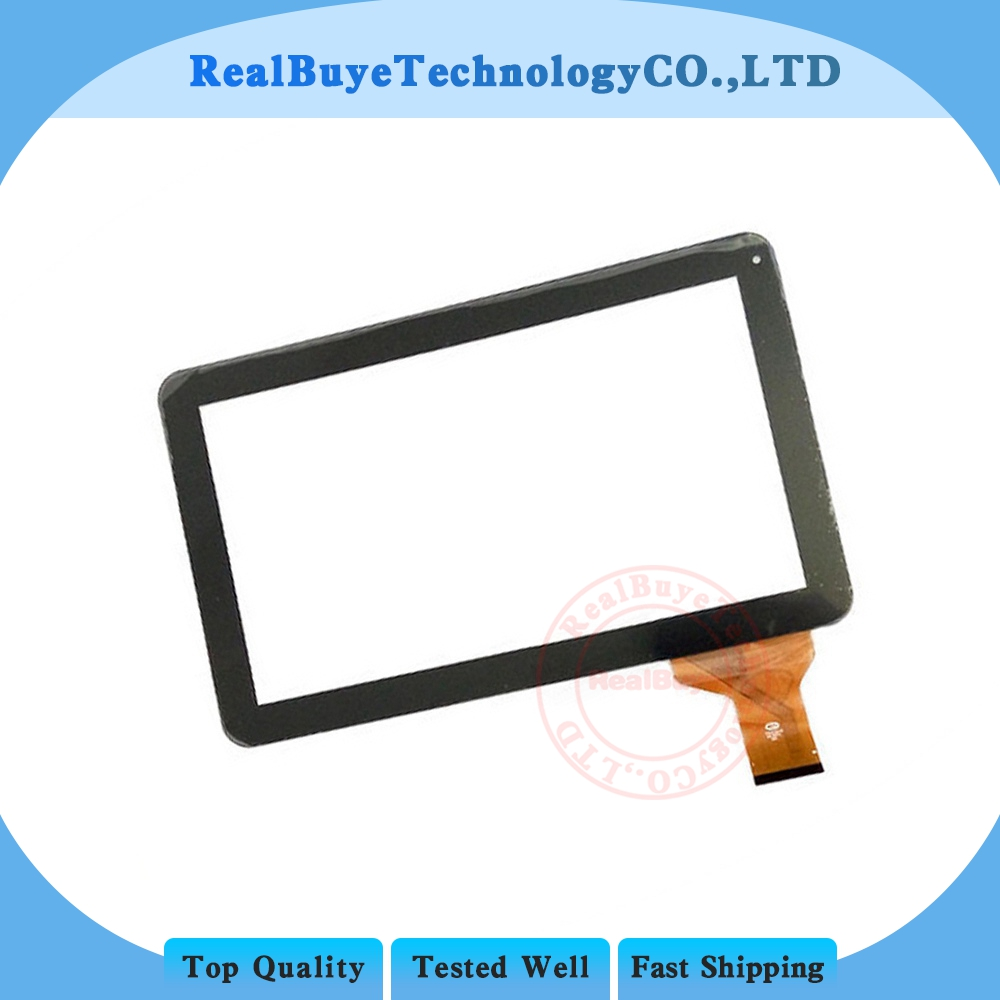 """A+ 10.1"""" inch Touch Screen MF-595-101F-2 FPC for Irulu eXpro x11 Tablet Digitizer Panel Glass Sensor Replacement"""