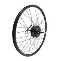 Электрический велосипед 250 Вт/350 Вт/500 Вт мотор электронной велосипед набор преобразования для 20 24 26 29 700C (28 ) велосипед Europe Standerd ЖК дисплей
