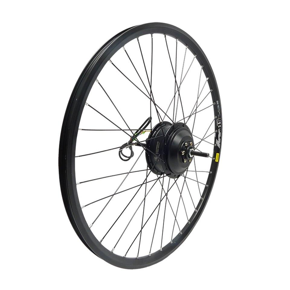 Vélo électrique 250 w/350 w/500 w moteur e kit de conversion de vélo pour 20