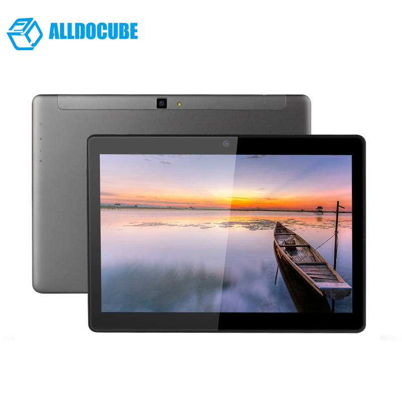 10.1 Inch 1200*1920 Tablets ALLDOCUBE M5S 4G Phone Call Tablet PC Android 8.0 MTK6797 X20 Deca core 3GB RAM 32GB ROM GPS цена