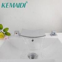 E Pak Hello 13 8 Solid Brass Bathtub Faucet Bath Tub Mixer Waterfall Faucet Spout Deck