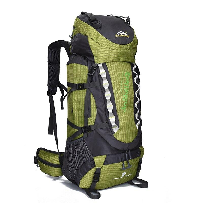 Ыстық Ашық рюкзактар 80л жаяу - Спорттық сөмкелер - фото 2