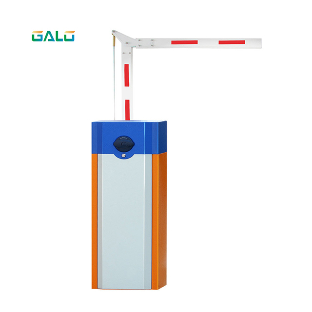 US $478 0 |Automatic Barrier Gate System with articulated boom arm for  parking access control-in Access Control Kits from Security & Protection on