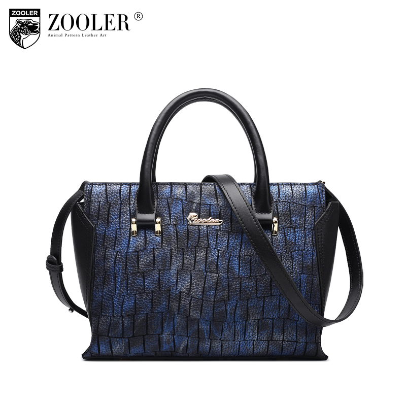 ZOOLER Luxury handbags genuine leather bags for women 2017 designer shoulder crossbody bags handbags women famous brandsA108 handif automatic tape dispenser machine at60