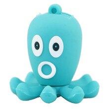 Blue Octopus USB 2.0 USB Flash Drives Thumb PenDrive U Disk USB Creativo Memory Stick 4GB 8GB 16GB 32GB 64GB S874