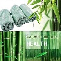 Original Made Super Quality Bamboo Cloth Sets Including 5pcs Color Green Available