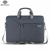 Gearmax Laptop Messenger Bag 11 12 13 3 14 15 4 15 6 Waterproof Handbag Notebook