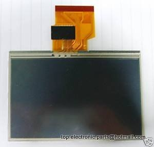 original FOR TOPPOLY 4.3'' TD043MTEA1 453761-001 LCD screen display with touch screen