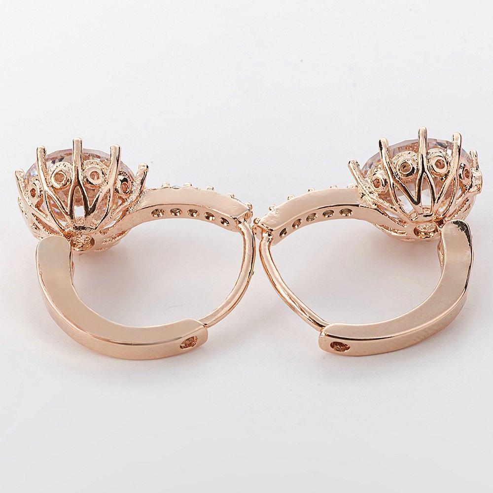 2018 νέα σκουλαρίκια vintage αυξήθηκε - Κοσμήματα μόδας - Φωτογραφία 3