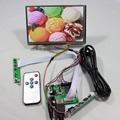 HDMI LCD controller board with 7inch N070ICG-LD1 1280x800 IPS lcd with touch kit