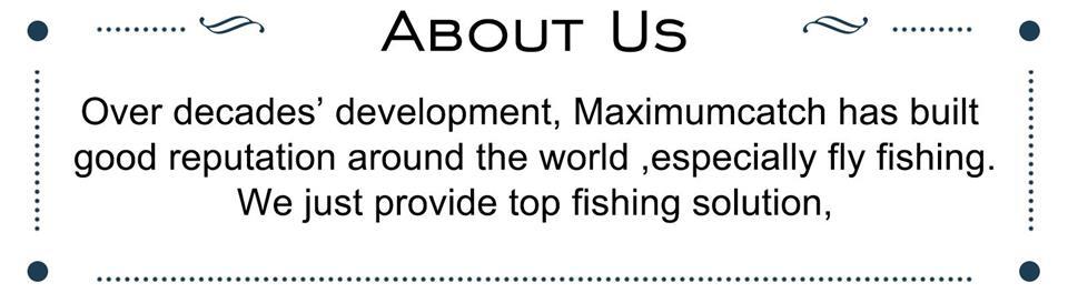 Maximumcatch de099 pesca com mosca magnética net