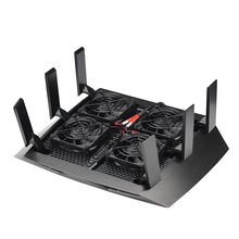 7cm 70mm USB 5V 2/4 fan combined router cooler with grille is suitable for rt-ac5300 R7900 R8000 AC5300 cooling