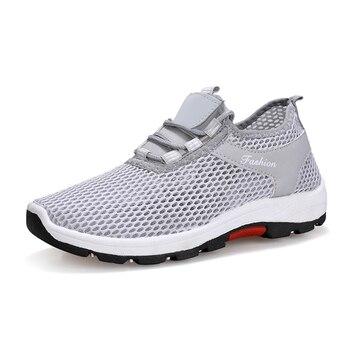 Calzado Aire Verano Hombre Primavera Transpirables Adultos Libre Antideslizante Cómodo Zapatos Y 2018 Al Hombres Casual Popular Moda Zapatillas 5ARL4j