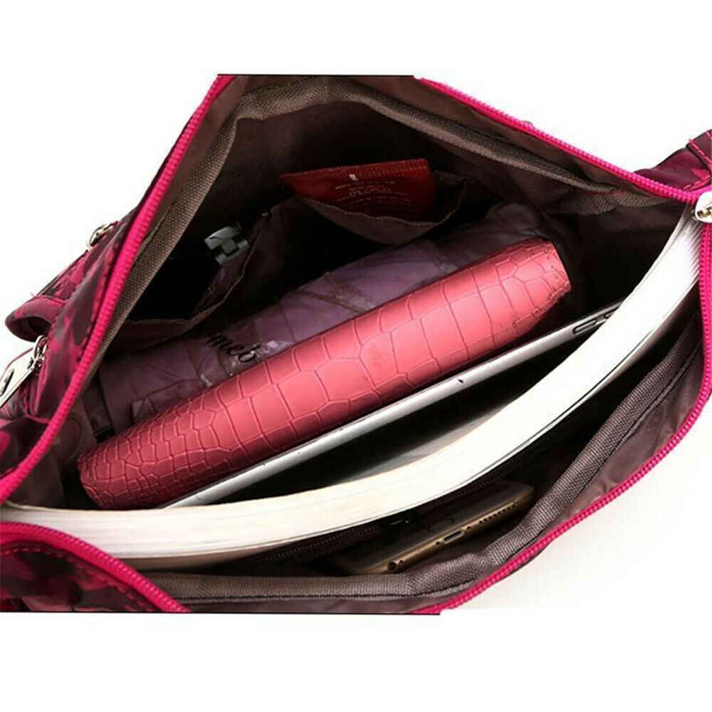 Nuova Borsa Delle Donne Impermeabile di Oxford del Messaggero di Crossbody Bag Per La Signora di Viaggio Borse a Spalla Grande Capacità di Alta Qualità