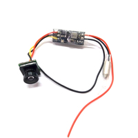 Kingkong Q25 5.8G 25 mW 16CH micro AV Émetteur Avec 600TVL FPV Caméra pour RC Intérieur Quadcopter FPV Caméra Drone
