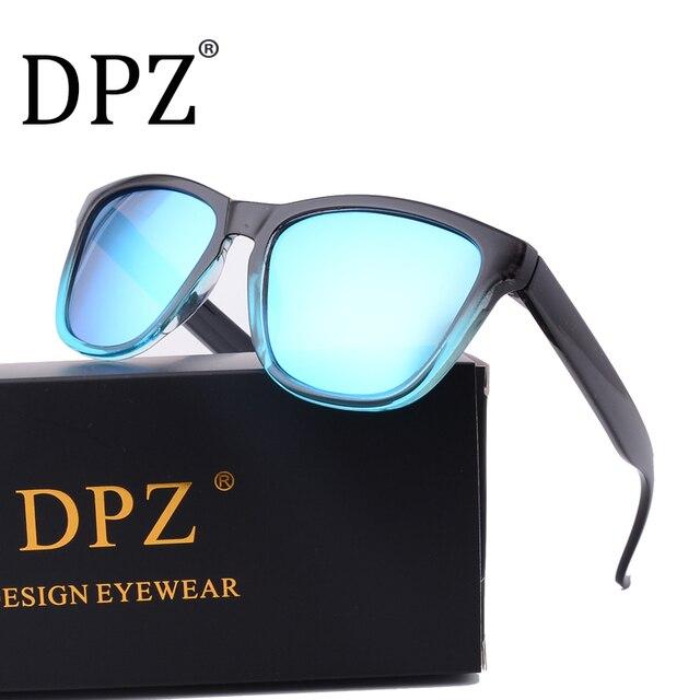 dd84bf3e4f2 DPZ New Fashion Polarized Women Sunglasses Famous Lady Brand Designer  Gradient G15 Colors Coating Mirror Sun