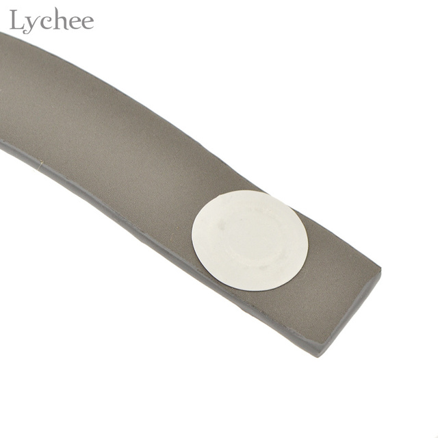 Lychee Life 1pc Leather Magnetic Curtains 5