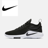 Original Authentic NIKE LEBRON WITNESS II EP Lightweight Support Men's Basketball Shoes Breathable Low Top Sneakers Cozy AA3820