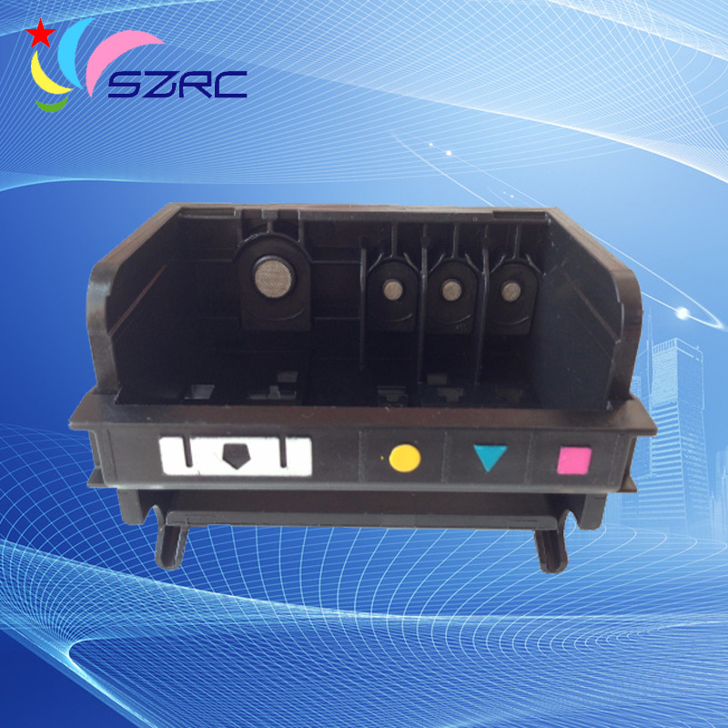 original 364 564 862 564XL 4-Slot Print Head For HP 5520 6510 6520 7510 7520 3520 4610 4620 C5388 6388 D5468 Printhead cn642a for hp 178 364 564 564xl 5 colors printhead for hp b8550 c510a c410a c309a b209a c309g c310a c6340 c6350 c6380 7510 7515