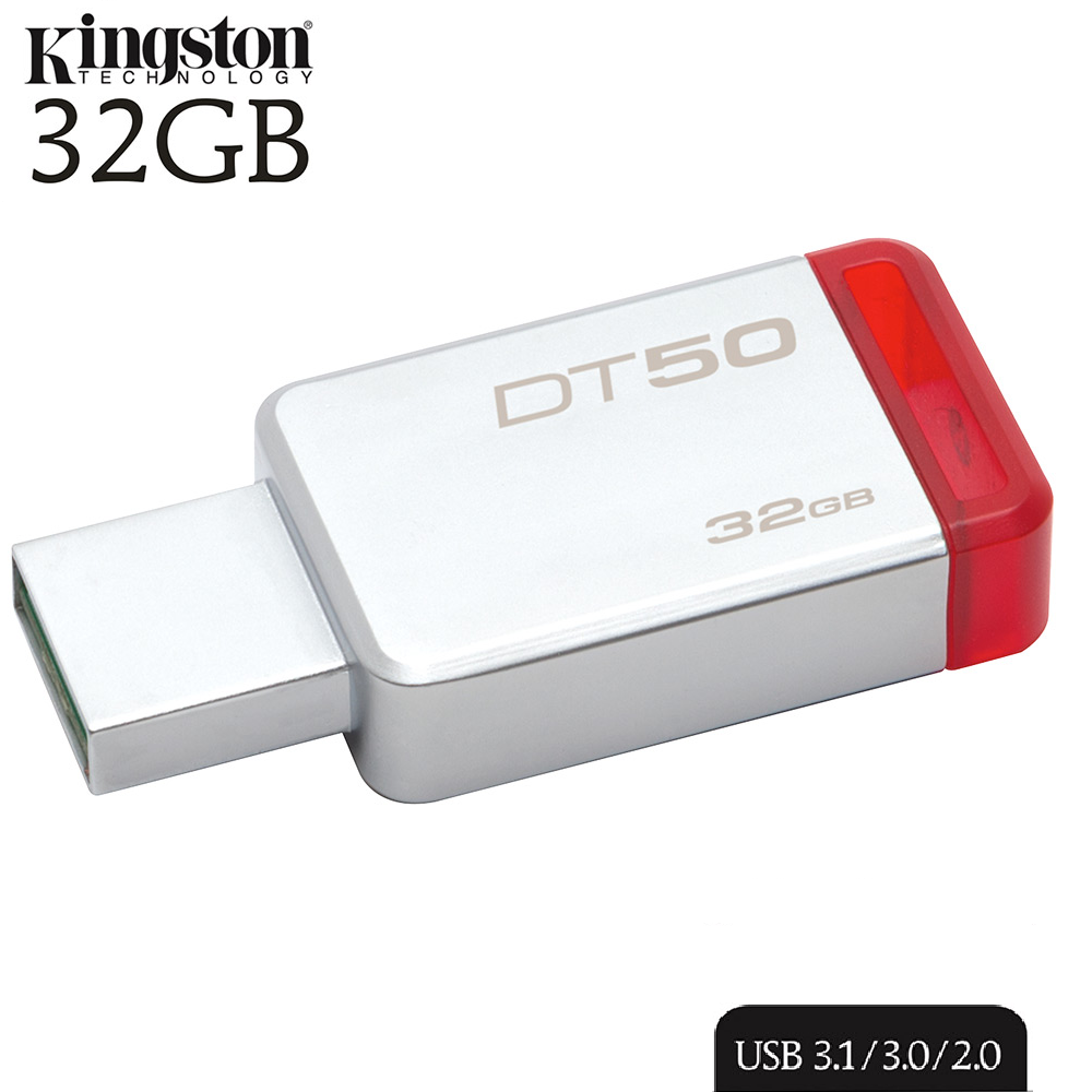 <font><b>Kingston</b></font> <font><b>USB</b></font>-Stick <font><b>USB</b></font> 3.0 Pendrive 32 GB <font><b>USB</b></font> 3.1-Memoria Metall Pen Drive Memory Stick cle <font><b>usb</b></font> 32 gb Pendrive U Disk image