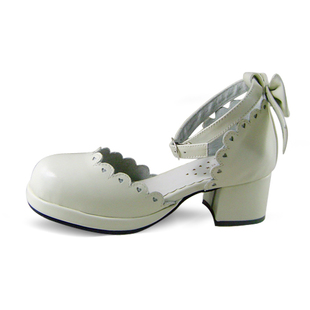 Princess sweet lolita shose Lolilloliyoyo antaina sandals custom Antaina sweet lolita princess sandals shoes lf78 high heels