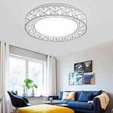 Fashion Bird Nest LED Ceiling Lamp Lighting Fixture Modern Lamp Living Room Bedroom Kitchen Bathroom Surface Mount