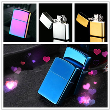Hot Cool Metal Cigarette Box Wholesale Price Creative Men Cigar Lighters case