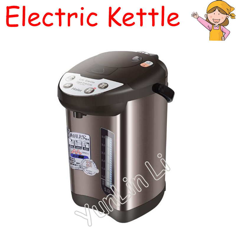 все цены на 5L Electric Kettle Household Full Automatic Power Off Electric Hot And Warm Water Bottle HYT-S20 онлайн