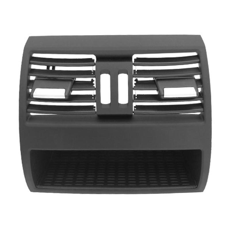 Image 5 - Air Conditioning Vent Outlet Rear Center Console Fresh Air Outlet Vent Grille Cover for BMW 5 SerieF10 F18 Auto Accessories Part-in Air-conditioning Installation from Automobiles & Motorcycles