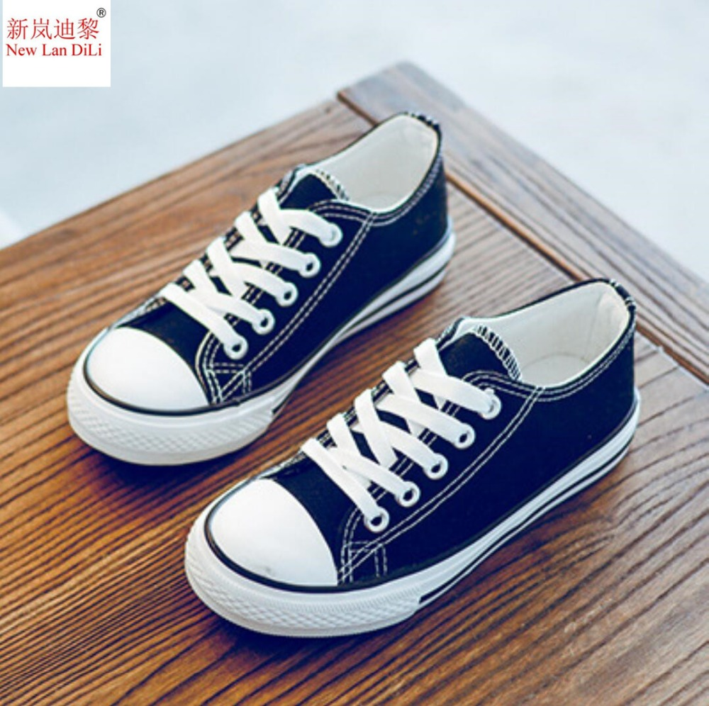 Baby Sports Kids Shoes Children Casual Boys Girls Sneaker Fashion Simple Light Shoes Anti-Slippery Rubber Bottom  canvas shoes