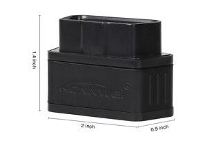 Image 2 - Konnwei KW903 Icar2 بلوتوث elm327 V1.5 Pic18f25k80 رقاقة كاشف أعطال السيارات OBDII الماسح الضوئي الدردار 327 OBD أداة أندرويد