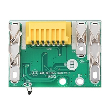 18V Pcb Protection Board Power Tool Battery Replacement For Makita Bl1830 Bl1840 Bl1850