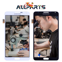 Warranty 5 7 Super AMOLED Screen For Samsung Galaxy Note 3 LCD Display Note3 N9005 Touch