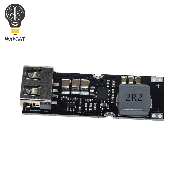 Image 3 - Single Cell Lithium Battery Boost Power Module Board 3.7V 4.2V Liter 5V 9V 12V USB Mobile Phone Fast Charge QC2.0 QC3.0 TPS61088-in Integrated Circuits from Electronic Components & Supplies